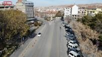 Aksaray'da Yeni Yılın İlk Gününde Kısıtlamaya Uyuldu