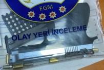 Ceyhan'da Yılbaşı Tedbirlerinde Silah Ele Geçirildi