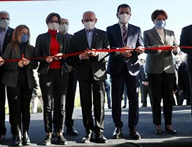 CHP'nin açılış şovuna noktayı koydu: 'Temeli de ilk test sürüşü de AK Parti döneminden!'