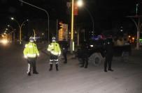 Cizre'de Yılbaşı Gecesi Bin 492 Polis Görev Başında Hazır Bulundu