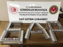 Gümrük Kapısında 260 Paket Kaçak Sigara Ele Geçirildi