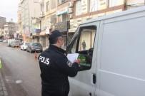 Sınır Kenti Kilis'te 80 Saatlik Sokağa Çıkma Kısıtlaması