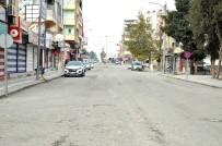 Türkiye-Suriye Sınırının Her İki Yakasında Yılbaşında Pandemi Sessizliği