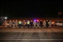 Vali Epcim Yeni Yıla Güvenlik Güçleri İle Girdi
