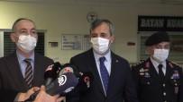 Vali Sezer'den Korona Virüs Açıklaması Açıklaması 'Alınan Tedbirlerle Vakalar Düşüyor'