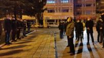 Yeni Yılın İlk Tatlıları, Polis Ve Basın Mensuplarına
