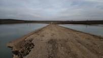 30 Yıl Önce Su Altında Kalan Köprü Yeniden Gün Yüzüne Çıktı