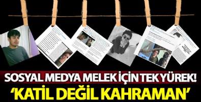 Antalya'da işkenceci eşini öldüren Melek İpek için sosyal medya tek yürek!