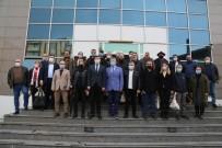 Başkan Arslan Gazeteciler İle Bir Araya Geldi