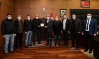Başkan Güngör Açıklaması 'Kahramanmaraşspor'a Destek Vermeyi Sürdüreceğiz'