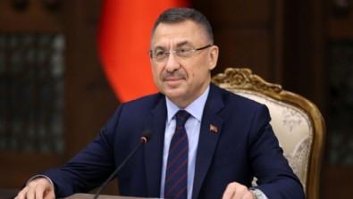 Fuat Oktay'dan Kılıçdaroğlu'na sert tepki