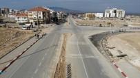 Karaman'da Kavşak Genişletmesi