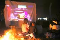 Kırsal Kesimdeki Çocuklar Sinema İle Buluştu