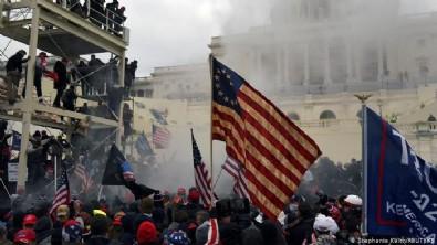 ABD'de kanlı baskın sonrası alarm! Joe Biden'ın yemin töreni öncesi ordu devrede!