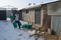 Ağrı'da İhtiyaç Sahibi Ailelere Kömür Yardımı
