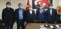 AK Parti, Başkan Altınöz İle Yola Devam Edecek