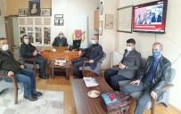 AK Parti'den OGC'ye Ziyaret
