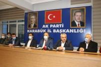 AK Parti Karabük İl Başkanı Altınöz Açıklaması '7. Olağan Kongre'de İl Başkanı Olarak Şahsıma Görev Verilmiştir'
