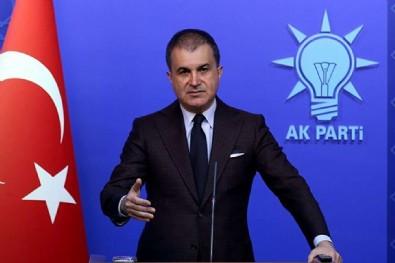 AK Parti Sözcüsü Ömer Çelik'ten Kılıçdaroğlu'nun 'sözde cumhurbaşkanı' sözlerine tepki