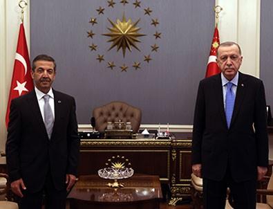 Başkan Erdoğan'dan kritik kabul!