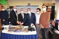 Başkan Kayda, Personelin Gazeteciler Günü'nü Kutladı