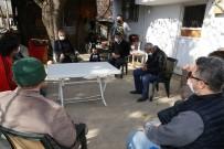 Başkan Kılınç, Bahçecik Sakinleriyle Bir Araya Geldi