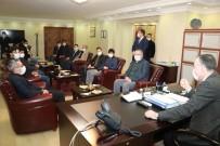 Başkan Saygılı 'Çalışan Gazeteciler Günü'nü Kutladı