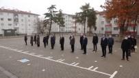 Çankırı'da Ders Zili Çaldı, İstiklal Marşı Okundu