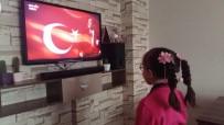 Düzce'de 300 Okul Ve Öğrencileri İstiklal Marşı Okudu