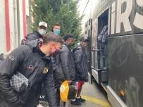 Eskişehirspor, Devre Arası Kampı İçin Antalya'ya Hareket Etti