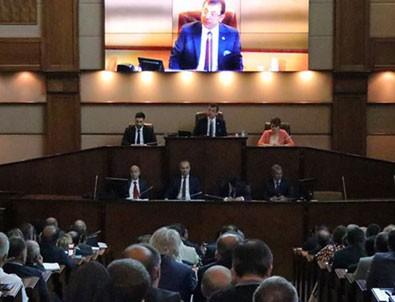 İBB Meclisi'nde 'infazcı' tartışması!