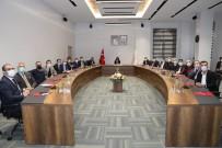 Kapadokya Alan Başkanlığı İstişare Toplantısı Gerçekleştirildi