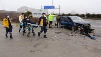 Karabük'te 3 Ayrı Trafik Kazasında 8 Kişi Yaralandı