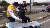 Karabük'te İki Ayrı Trafik Kazasında 4 Kişi Yaralandı