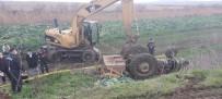 Manyas'ta Traktör Kazası Açıklaması 2 Ölü