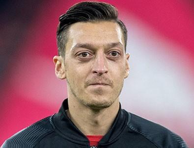 Mesut Özil'den Kadıköy cevabı!