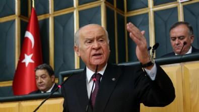 MHP Genel Başkanı Bahçeli'den Kılıçdaroğlu'nun 'sözde cumhurbaşkanı' sözlerine tepki
