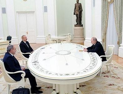 Moskova'da kritik zirve sona erdi!