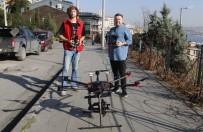 (Özel) İstanbul'da Pandemi Drone'la Anlatıldı