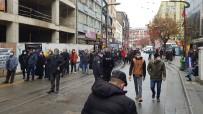 Polisin Öngörüsü Ve Tedbiri Olası Bir Faciayı Engelledi