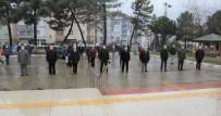Sinop'ta Bayrak Töreni
