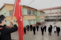 Uşak'ta Bayrak Töreni Gerçekleşti