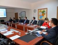 2021 Yılında Yapılması Planlanan Projeler Ve Çalışmalar Masaya Yatırıldı