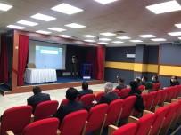 Ağrı'da Kontenjan Girişi Ve Kayıt Alanları Toplantısı Düzenlendi