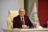 Başkan Ergün'den Yeni Atıksu Ve Altyapı Müjdeleri
