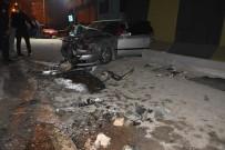 Diyarbakır'da Feci Kaza Açıklaması 1 Ölü, 5 Yaralı