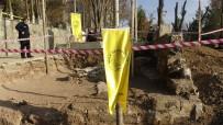 Diyarbakır'da, Sultan 1'İnci Kılıçarslan'ın Mezar Aramalarında Kalıntılar Bulundu