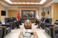 İlçe Belediye Başkanlarından Ziyaret
