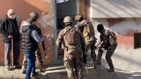 İskenderun'da 400 Polis İle Narkotik Operasyonu
