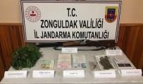 Jandarmadan Uyuşturucu Operasyonu; 4 Gözaltı